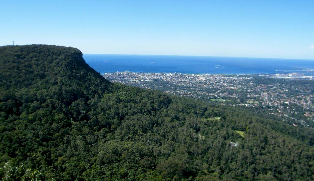 Image of Mount Keira